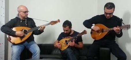 """Prosegue a Lanificio 25  la rassegna """"Nastro Azzurro May Live"""". Giovedì 17 maggio 2018 di scena il progetto Mandol'in Progress-The Dark side of the mandolin"""