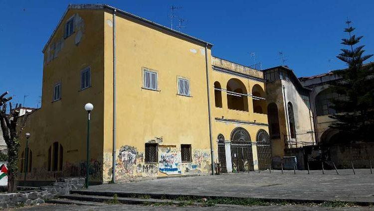 """""""La memoria del presente"""" cerimoniad'intitolazione a Giorgio Mancini dell'ex centro di documentazione di Ponticelli"""