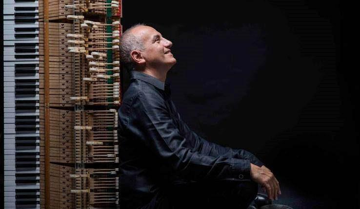 Ritorna la musica jazz al teatro Summarte di Somma Vesuviana,  venerdì 4 maggio è di scena il pianista Danilo Rea