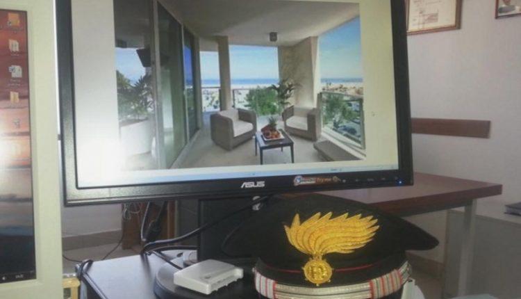 Affittano case fantasma al mare e rubano lacaparra: arrestati 3 napoletani