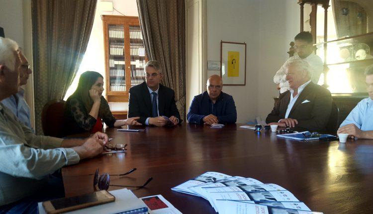San Giorgio a Cremano – Presentato lo sportello antiviolenza alla presenza dell'attrice Rosalia Porcaro, delle autorità istituzionali e delle forze dell'ordine