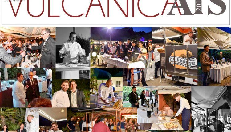 VULCANICAIS –  I Sommelier dell'AIS Comuni Vesuvian a Villa Signorini perle eccellenze sotto il Vesuvio