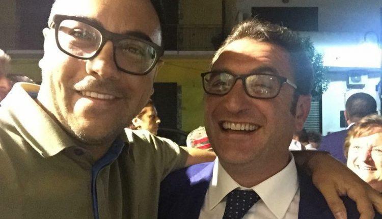 """A Volla il penalista Pasquale Di Marzo stravince il ballottaggio. """"Basta chiacchiere, passiamo ai fatti e cambiamo il volto di questa città"""""""