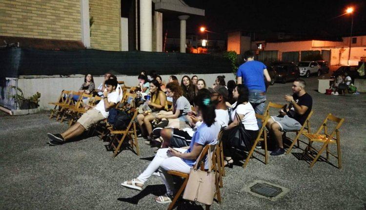Questa seradalle 19 l'inaugurazione dell'ORTO SOCIALE diA Rezzacon un fantastico APERITIVO LETTERARIO