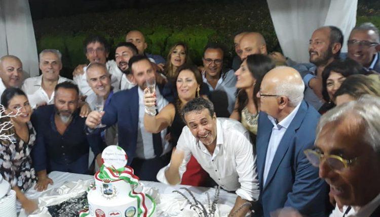 Dopo la festa, il sindaco Fiengo a Cercola deve fare la Giunta. Il primo ConsiglioComunale della nuova era si terrà il 18 luglio.