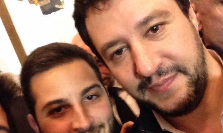 Nicholas Esposito nominato Segretraio regionale dei giovani della lega di Salvini