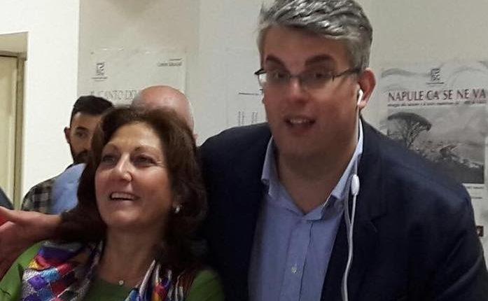 """Ricostituito il Forum dei Giovani a San Giorgio a Cremano : ilPresidente una ragazza albanese . il sindaco GiorgioZinno: """"Integrazione e collaborazione"""""""