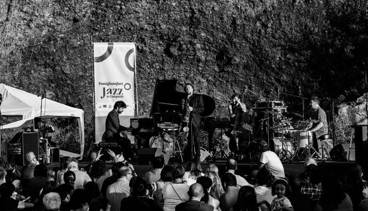 POMIGLIANOJAZZINCAMPANIA –  I Conetti Vulcanici del Carcavone arena naturale del grande jazz