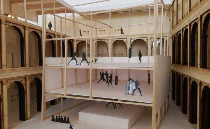 Boxe contro la camorra, una palestra alla Sanità: aNapoli progettato un cubo di vetro ed acciaio