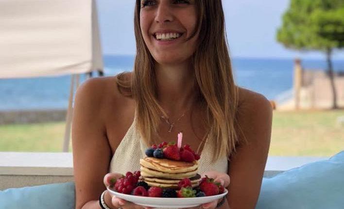 """Iolanda, Iole Casillo di Ottaviano tra le stelle nella """"pasticceria"""" di Bake Off Italia"""