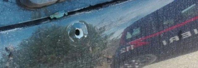 Colpi di pistola esplosi ad un'auto in viale dei Platani a San Sebastiano al vesuvio
