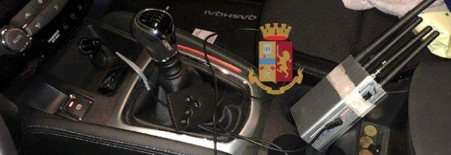 Preso con l'auto rubata: un jammer annienta l'antifurto satellitare