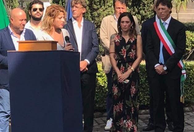 Una lapide per ricordare Teresa Buonocore: la cerimonia stamattina a Portici