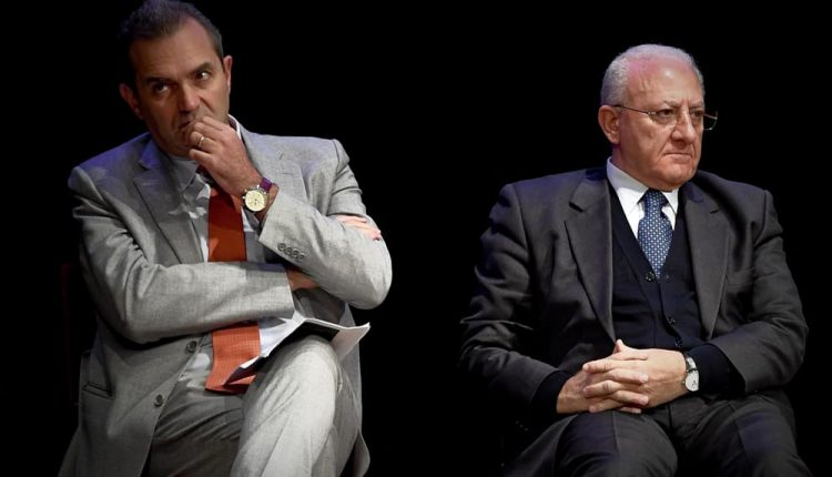 """Il Pd chiude a de Magistris: """"Mai pensato alla sua candidatura"""""""