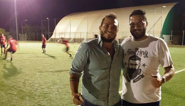 FORZA VIRTUS VESUVIO: Dopo la parentesi col Real San Gennarello, entra nel club del patron Ammirati Giuseppe Malinb
