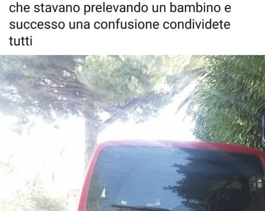 PANICO SOTTO IL VESUVIO – Fa il giro del web l'audio messaggio di una mamma che teme il rapimento del figlio: presidi di carabinieri fuori scuola. Sindaco e assessore tranquillizzano
