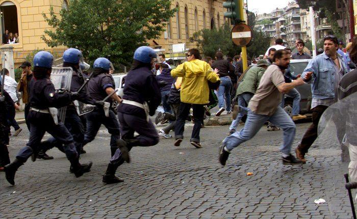 TIFO VIOLENTO – Hanno aggredito i tifosi romanisti in trasferta: arrestati dalla Digos 5 ultras napoletani