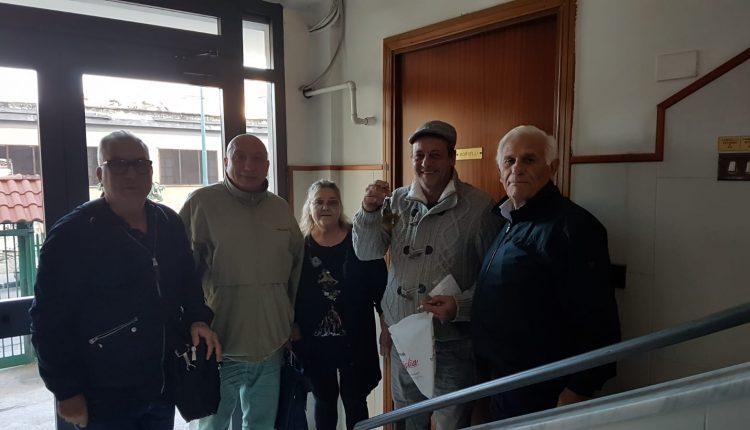 """Consegnata la seconda casa popolaread un cittadino sangiorgese.Il sindaco Zinno:""""Garantito un diritto, risposta di legalità e inclusione"""""""