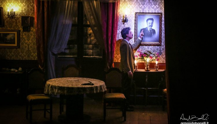LE MASCHERE DEL VESUVIO tornano in scena al teatro RE NASONE di San Sebastiano al Vesuvio con uno dei grandi capolavori di Eduardo De Filippo: QUESTI FANTASMI