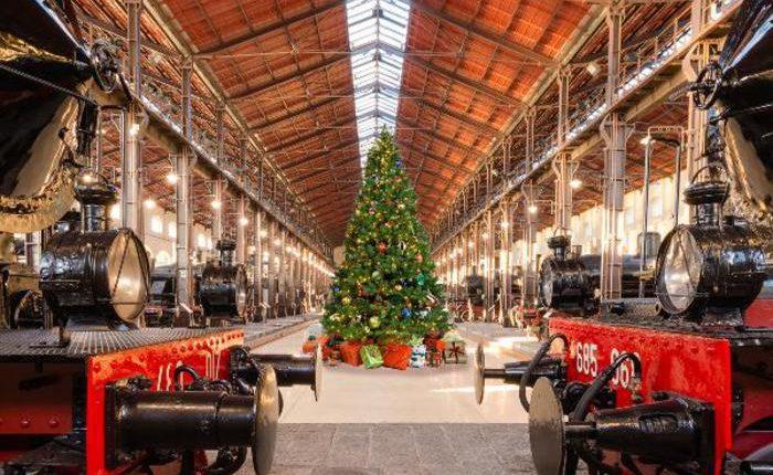 In arrivo i mercatini di Natale al Museo di Pietrarsa: casette di legno, sapori e profumi dell'area Food