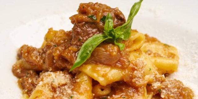 A Napoli la settimana della 'genovese',dal 19 al 25 novembre, piatto celebrato in 50 locali cittadini