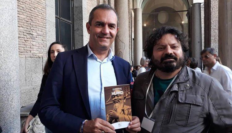 Inizia il viaggio per l'Italia di Huko: al via il tour di presentazioni del nuovo libro di Mario Volpe