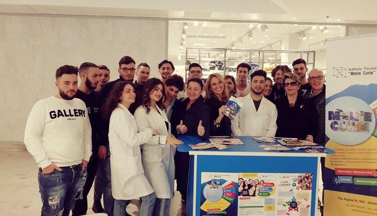 Ecco l'istituto Marie Curie: la fabbrica di talenti a Napoli Est