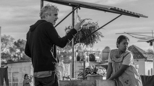 """EVENTO SPECIALE PROIEZIONE DEL FILM """"ROMA"""" DI ALFONSO CUARON 3-4-5 dicembre EVENTO SPECIALE PROIEZIONE DEL FILM """"ROMA"""" DI ALFONSO CUARON 3-4-5 dicembre"""