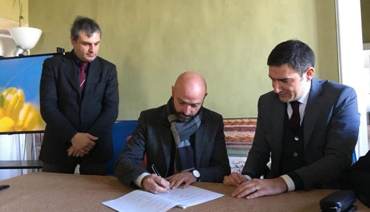 Il sindaco di Massa di Somma eletto dai sindaci Presidente della Comunità del Parco Nazionale del Vesuvio