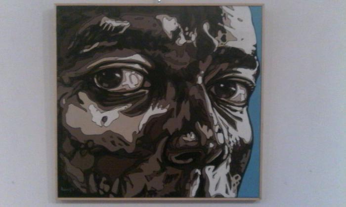 'Migranti', una collettiva d'arte grafica pittoricaalle Scuderie di Villa Favorita, fino al 3 febbraio