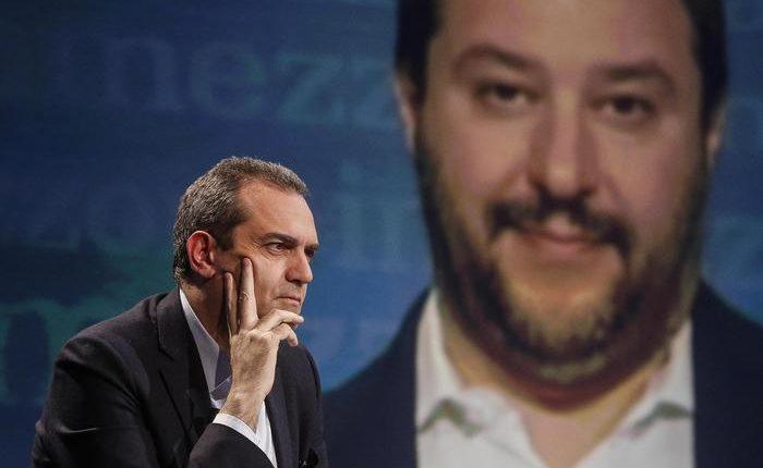de Magistris, Salvini indaghi su di sé. Fico, i 49 milioni vanno restituiti