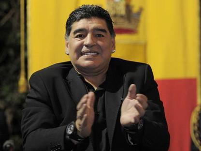 """Maradona """"grazie a tutti, sto bene"""".Diego ringrazia sui social per i messaggi di incoraggiamento"""