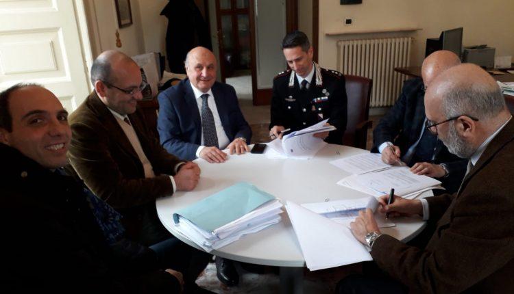 La scuola Ciari consegnata ai Carabinieri per la realizzazione della nuova Caserma. San Sebastiano al Vesuvio manterrà il suo presidio di legalità