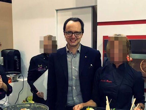 """Muore il """"re dello zucchero"""" Francesco D'Avino. L'imprenditore era a Rimini per la fiera internazionale Sigep"""