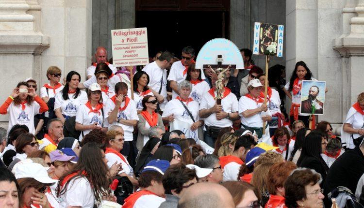 Pompei si prepara alla Marcia della Pace:attesi un migliaio di persone