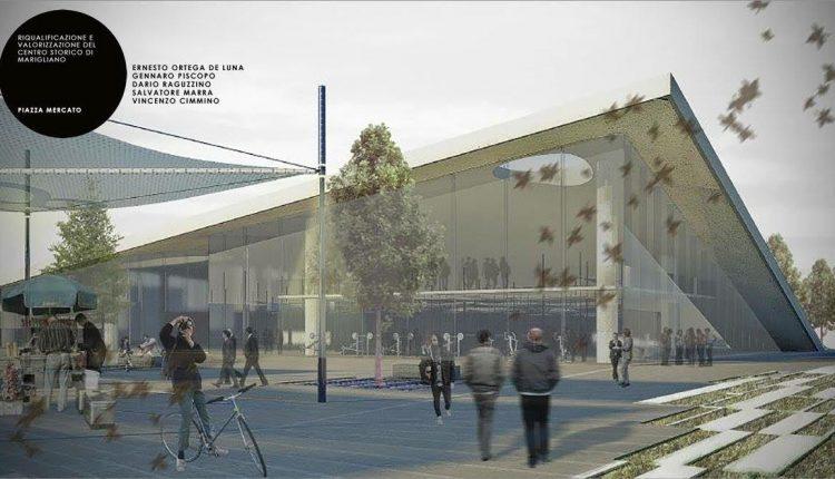 Visione strategica e misure per la rigenerazione urbana del centro storico a Marigliano