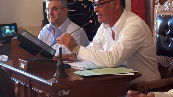 Sicurezza e Ordine Pubblico a San Giorgio a Cremano: ilSindaco Zinno e Presidente del Consiglio Giordano al tavolo istituito in Prefettura