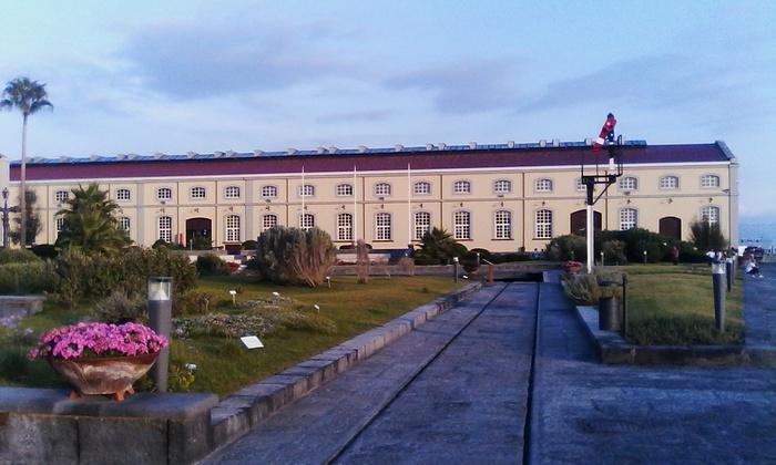 Pietrarsa e Turtle Point, unico ticket agruppi e scuole per promuovere patrimonio il artistico della splendida Costa Vesuviana tra Portici e Napoli