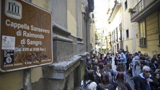 Cappella San Severo, 2018 da record. E' ilSito più visitato a Napoli, crescendo del 18% rispetto al 2017
