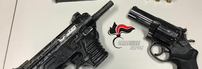 Pistola e mitra in auto per uccidere la moglie, arrestato: choc nel Vesuviano