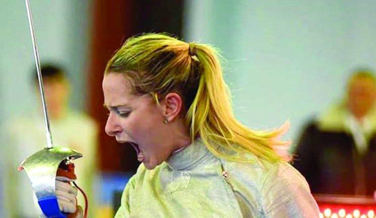 Scherma: Carella di bronzo agli europei cadetti e giovani a Foggia:l'atleta è una tesserata del Champ Napoli di Antonio Di Sapio