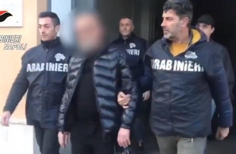 """Omicidi, bombe e stese: arrestato il super boss Ciro Rinaldi. """"My way"""" era da sempre in guerra coi Mazzarella"""