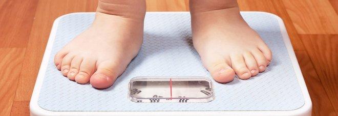 E'allarme obesità in Campania:«Tra i bimbi c'è il tasso più alto»
