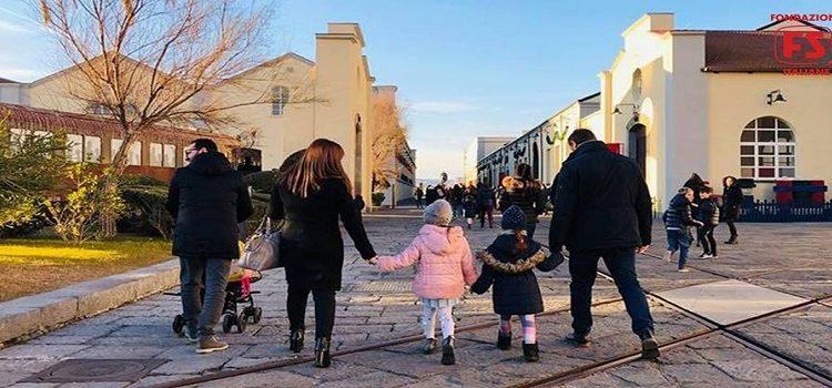 Pietrarsa, una 'Signorina' tra le locomotive: il 9 e 10 marzo donne entrano al Museo a 2 euro