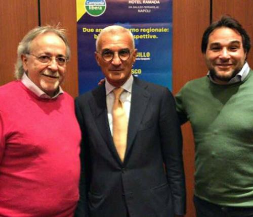 """A Portici si parla di """"misure del governo e sostegno del welfare"""". Il convegno organizzato da Campania libera"""
