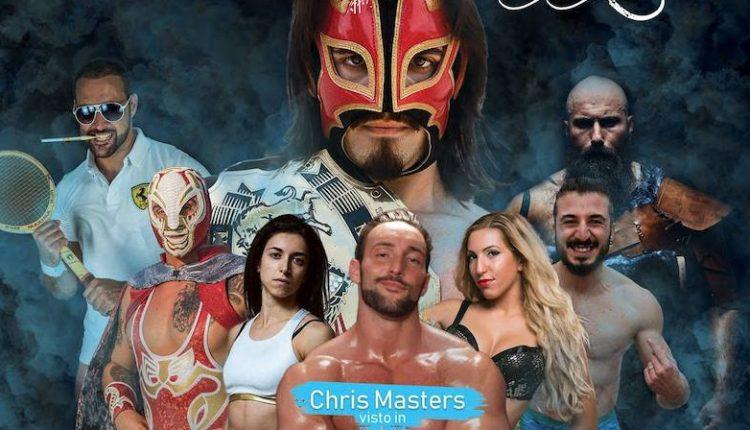 Il grande wrestling torna al Palapartenope il 24 marzo 2019: ospite speciale la superstar WWE Chris Masters