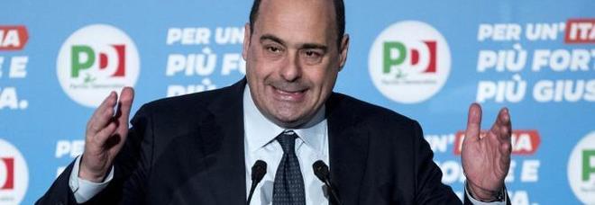 Elezioni Europee, Nicola Zingaretti a Napoli per aprire la campagna elettorale Pd