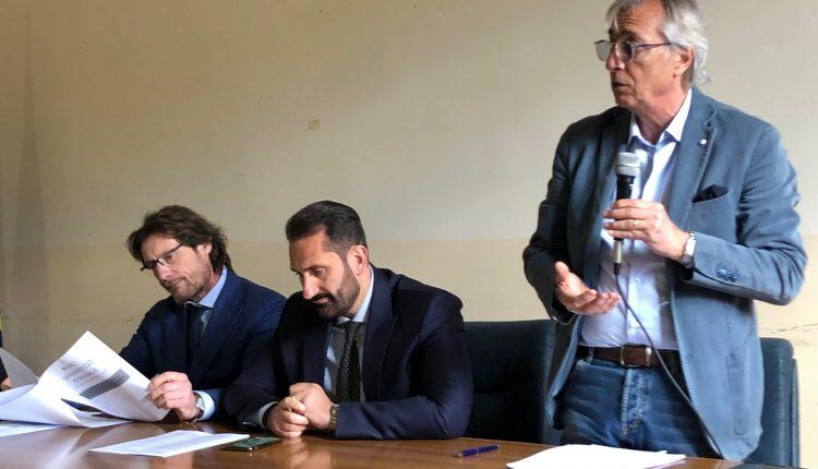 """A Cercola partono i lavori per il nuovo piano urbanistico comunale. Il sindaco Fiengo: """"Oggi una data storica per la città"""""""