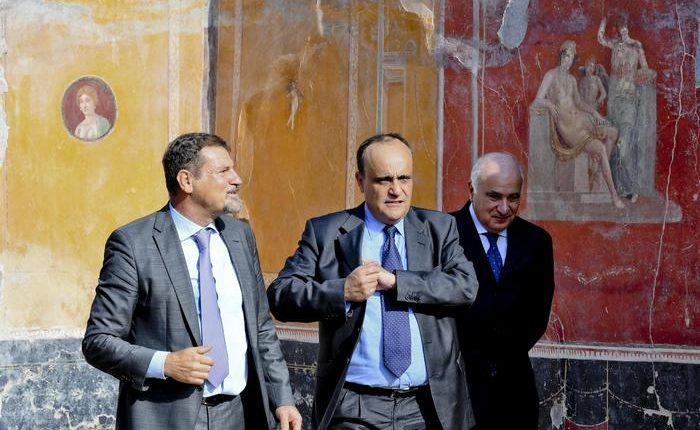 Osanna direttore Pompei, Quilici Appia.Per il primo si tratta di una conferma, guidava Parco dal 2016