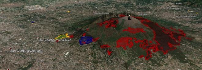 Vesuvio, in caso di eruzionesfollati accolti dalla Puglia